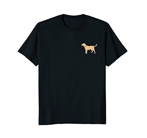 Labrador Retriever Emoji T-shirt Yellow Lab Lover Gift