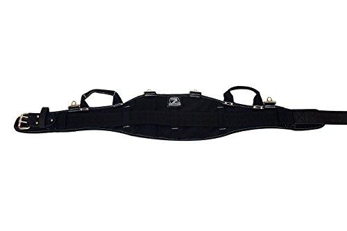 Gatorback B145 Carpenters Triple Combo w/Pro-Comfort Back Support Belt. Heavy Duty Work Belt (X-Large 40''-44'') by Gatorback (Image #6)