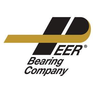 PEER Bearing SUCF208-40MM-PBT Stainless Steel Thermoplast...