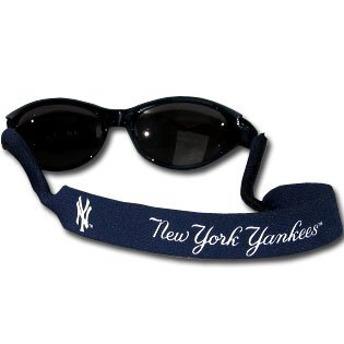 New York Yankees Neoprene Sunglass Strap - MLB Baseball Fan Shop Sports Team - Ny Sunglasses Yankees