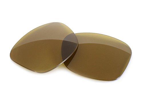 FUSE Lenses for Smith Optics Cornice Yellow Polarized - Smith Cornice Sunglasses