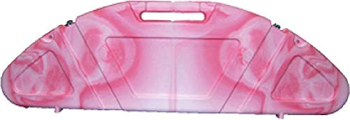 Custom Manufacturing Genesis Hard Bow Case Pink Swirl
