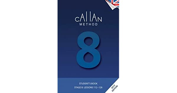Callan method students book stage 8 9781782292432 livros na callan method students book stage 8 9781782292432 livros na amazon brasil fandeluxe Image collections