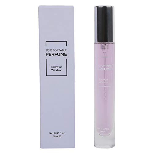 MINISO Newest Joie Portable Perfume Soft Fresh for Travel Dazzing Neon, Under The Pear Tree, Snow Of Windsor, Strawberry…