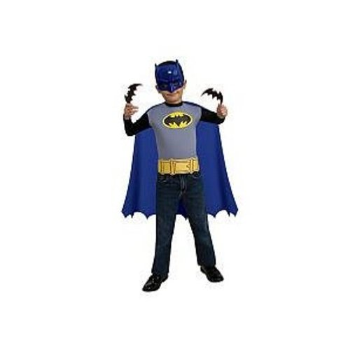 [Rubies Batman The Brave and Bold Child's Costume Set] (Kids Batman And Robin Costumes)