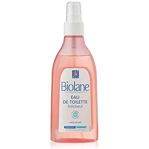 Biolane – Eau de toilette fraîcheur – spray 200 ml – Parfumer bébé – Fille Garçon – Fabriqué en France