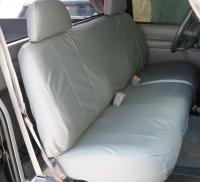 Durafit Seat Covers.Gray Endura Waterproof 1995-2000 Chevy Truck Bench Exact Seat Covers Chevy Truck Bench Seat