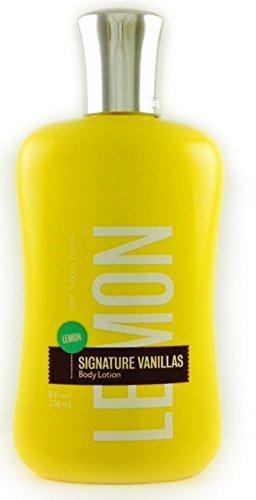 Bath & Body Works Lemon Summer Vanillas Body Lotion 8 fl oz (236 ml) ()