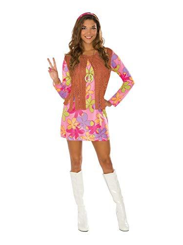 Rubie's Costume Women's Sunshine Hippie Costume,Multi,Small ()