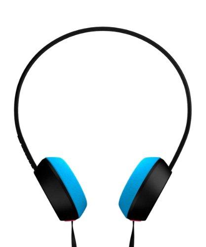 Coloud Knock Blocks Black Blue Headphones