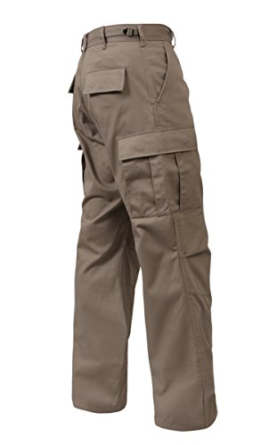 Rothco Tactical BDU Pants, Khaki, 7XL (63