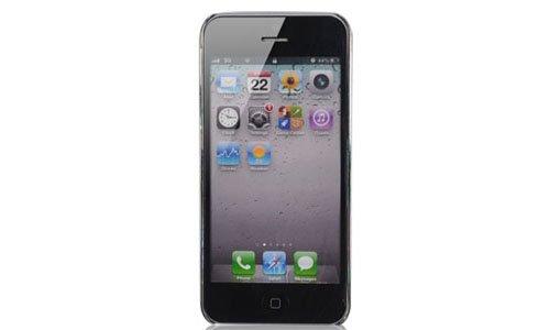 Schutz Hülle für Apple iPhone 5 5G Tasche Back Handy Cover Case Stars Bl #MTX