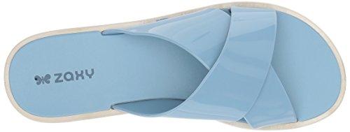 Clubber Sandale Femme Bleu Zaxy Slide 6zO7T6XqW