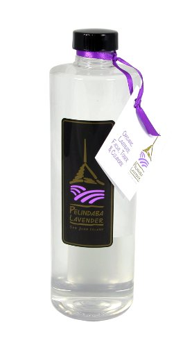 Pelindaba Lavender Organic Lavender Facial Toner Cleanser – 16 fl oz