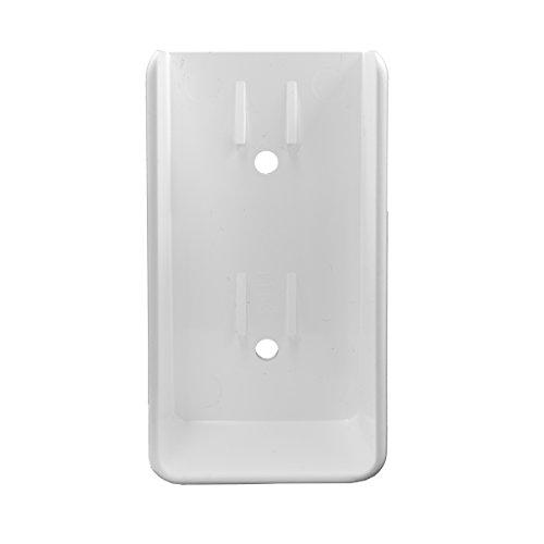Review Durable White PVC Vinyl
