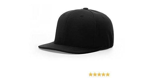 140c80262 Amazon.com: Richardson 633 UMPIRE PULSE R-FLEX BLANK BASEBALL SOFTBALL CAP  OSFA HAT: Sports & Outdoors