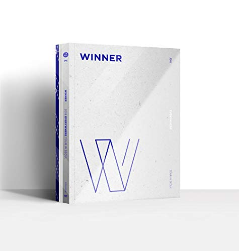 YG Winner 2018 Everywhere Tour in Seoul DVD 2Discs+Photobook+On Pack Poster+Photocard+Mini Book+Double Side Photocards