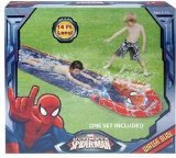 What Kids Want Spiderman Water Slide