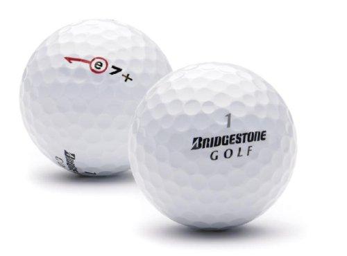 Bridgestone E7+ Dozen Golf Balls, Outdoor Stuffs