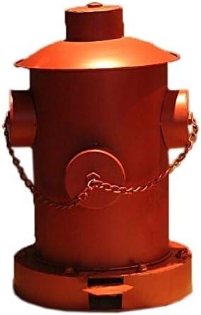 ゴミ袋 ゴミ箱用アクセサリ 創造的な錬鉄のゴミ箱は産業風のゴミ箱を踏むことができます家族バーのゴミ箱 キッチンゴミ箱 (Color : A)