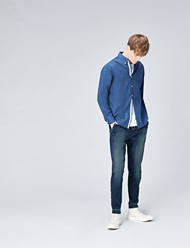 Jogger Uomo Jeans In Wash ural Blu X Find dgxCwvd