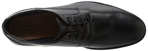 Bostonian Mens Garvan Plain Oxford Black