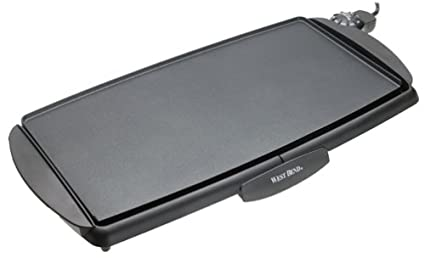 West Bend 76220 20 By 10 Inch Griddle (Discontinued By Manufacturer)