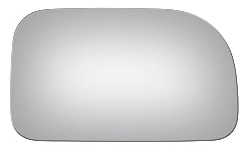 1992-1995 EAGLE SUMMIT, 1992-1995 MITSUBISHI EXPO, 1992-1994 EXPO LRV, 1992-1995 PLYMOUTH COLT Convex Passenger Side Replacement Mirror Glass