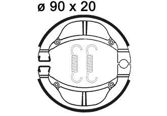 MACHOIRE DE FREINS AVANT AP RACING KAWASAKI KLX 110 2005-2009 NC