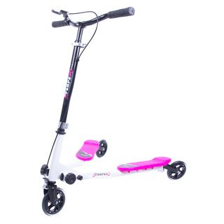 Tri 100 Triciclo Patinete Scooter Patinete de Worker, rosa y ...