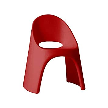 Slide Set 2 Amelie Chaise Rouge Flame