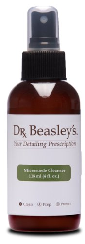 Dr. Beasleys Microsuede Cleanser