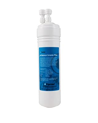 Watts Premier pH Balancing Ceramic Filter with 3/8-Inch QC Fitting