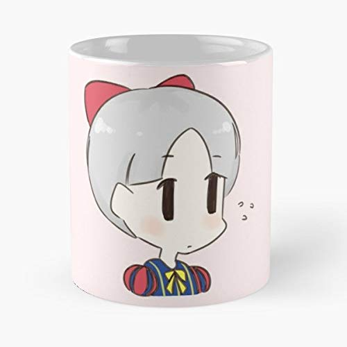 Kim Taehyung V 4d Alien Princess - Coffee Mugs Unique Ceramic Novelty Cup Best -