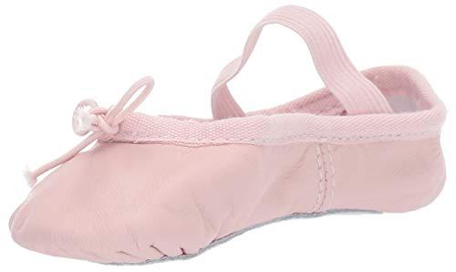 Bloch Dance Girl's Bunnyhop Full Sole Leather Ballet Slipper/Shoe