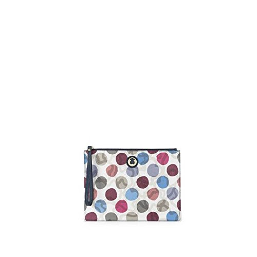 Borsa clutch bag TOUS KAOS DOTS 695800021 grey-multi