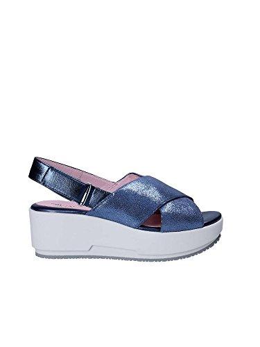 110333 Donna 7xfx0xw Sandalo Zeppa Stonefly Blu XkiTPZuO
