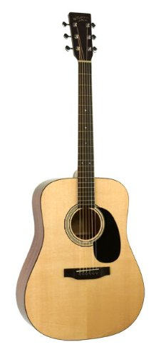 Recording King RD-316 Classic Series Dreadnought, Adirondack Top
