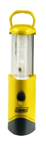 Coleman Lantern Reflector - COLEMAN Coleman MicroPacker Compact LED Weather Resistant Lantern (Catalog Category: General Merchandise / Flashlights)