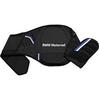 BMW Genuine Motorcycle Motorrad Pro kidney belt - Color: Black - Size: EU L US L by BMW