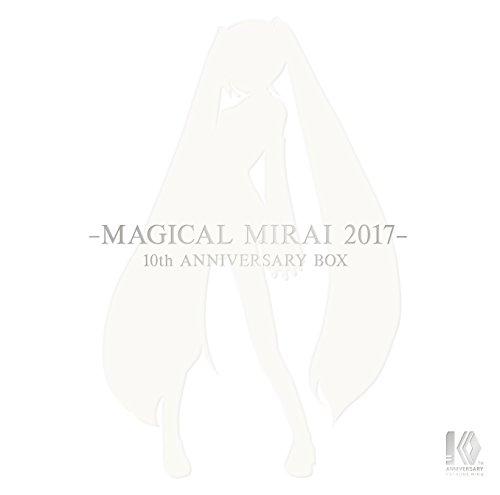 Hatsune Miku ''Magical Mirai 2017'' Hatsune Miku 10th Anniversary Edition [Limited Release] by