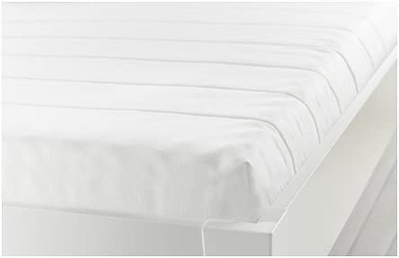 Ikea MINNESUND - Colchón de Espuma de Doble tamaño, Firme, Color Blanco 828.51726.3026