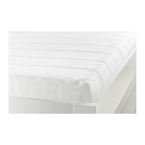 IKEA MINNESUND Queen Size Foam mattress, firm, white 2028.11214.2618