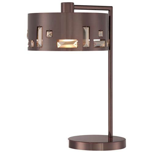 George Kovacs P1082-631 One Light Table Lamp, 3