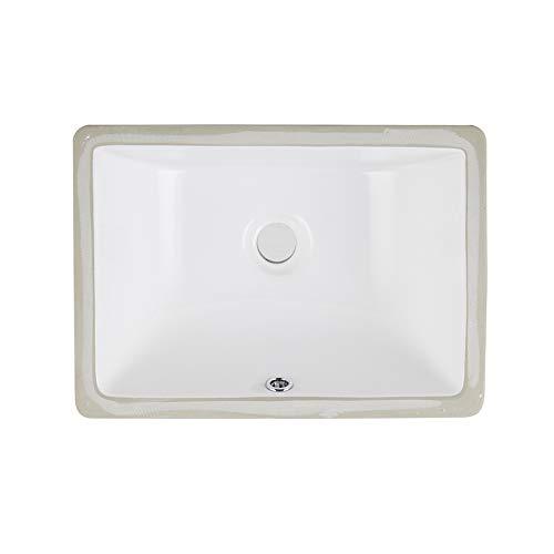 AWESON Under-Mount Bathroom Sink 16