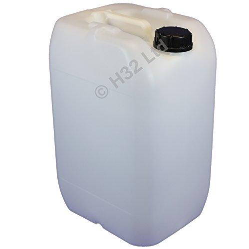 25 Litre Plastic Water Container Drum Jerrican 25l