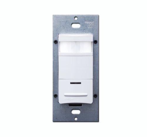 Leviton Motion Sensor, Vacancy Sensor Wall Switch with LED N