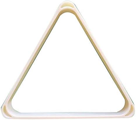 Nrpfell Billar Profesional de PláStico Marco de Rombo Triangular ...