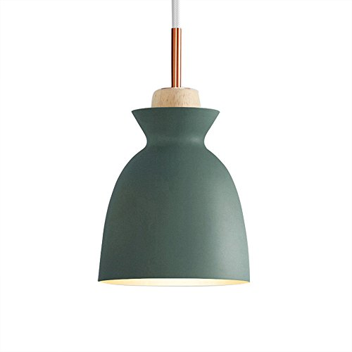 Pendant Light Green Wire in US - 2