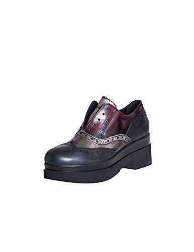 STUDIO CREAZIONI , Chaussures de ville à lacets pour femme Noir noir